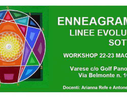Workshop Enneagramma: linee evolutive e sottotipi – 22 e 23 maggio 2021